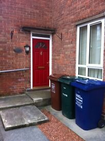 1 bed Groundfloor Flat in Gosforth for a SINGLE PERSON