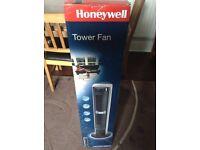 **Honeywell Tower Fan HO-5500RE-Brand New in box**