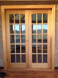 Set of french doors for sale