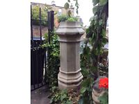 Chimney pot/planter