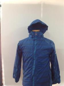 Quick Silver Winter Jacket Youth Size 12(z12506)