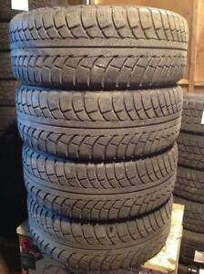 4 pneus d'hiver 205/55 r16 gislaved nord frost 5.   135$