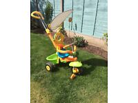 3 in 1 trike good condition