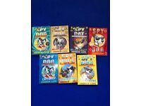 Children's spy dog books