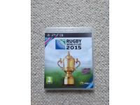 Rugby World Cup 2015 for the PS3
