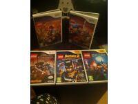 Wii Lego bundle