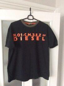 Diesel tee shirts