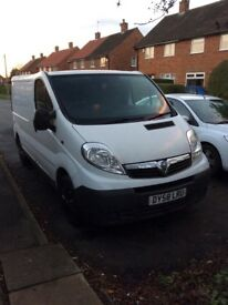 Excellent condition vivaro runs and drives perfect.