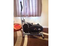 VFit elliptical trainer cross trainer, lightweight, excellent condition