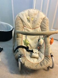 Hauck baby bouncer seat