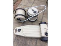 Aqua roll and wastemaster bundle