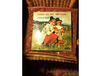 The Linden Singers - Land Of My Fathers - Songs Of Wales - Vinyl Album