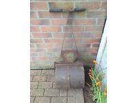 Vintage Garden Roller