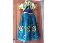 Anna frozen coronation dress