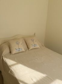 Double divan bed , ( two for sale)