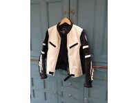 Ladies Furygan Motorcycle jacket - NEW SIZE L