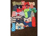 Boys pyjama bundle