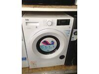 Beko white 7kg washer dryer. £320 RRP £369 new/graded 12 month Gtee