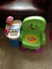 Fisher Price child's chair