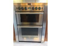 STOVES FREESTANDING DUAL FUEL OVEN &EXTRACTOR FAN