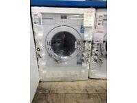 Beko intergrated washing machine. 6kg 1200spinNew in package 12 month Gtee .