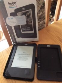 Kobo reader, in good working order