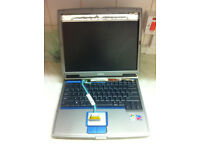 Dell laptop 600m