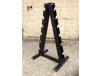 Vertical Hex Dumbbell Rack (Delivery Available)