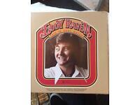 This is Eddy Raven vinyl album