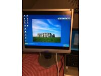 Philips 19 inch LCD Color Monitor