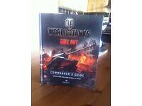 world of tanks book