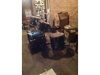 7 piece drum kit good condition