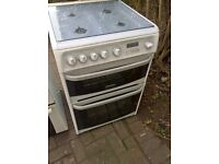 white Cannon Gas cooker 60cm...cheap free delivery