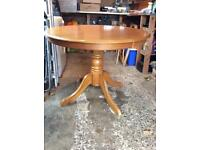 FREE round dining table
