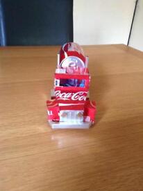 Coca Cola Hand made truck