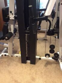 Body Solid multi stack gym - EXM - 3000D
