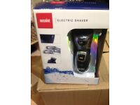 Accent electric shaver Brand new in box