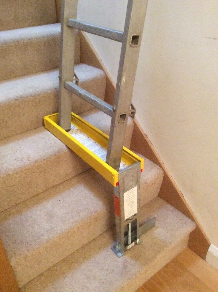 Boss Tower Staircase : Stairmate perfect solution to stairwell access in