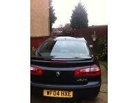 2004 Renault luguna diesel 5 months mot