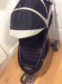 CITY MINI BUGGY + RAINCOVER GOOD CONDITION!!!!