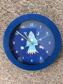 Childrens wall clock