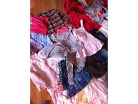 Baby girl clothes and more!