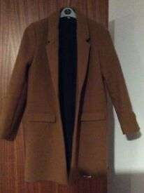 Ladies three quarter length coat