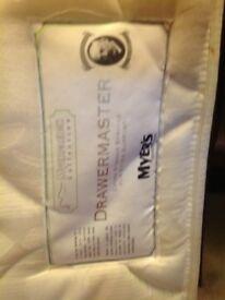Double mattress Myers