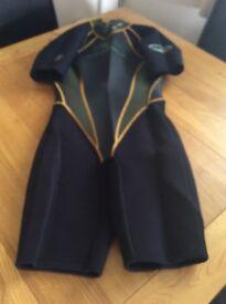 O'Neil Ladies short wetsuit size 10-12