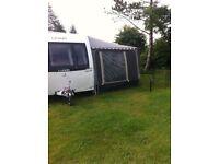 2013 Lunar Lexon 640 twin axle Caravan