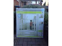 Lindam Sure Shut Axis Child Safety Gate - 75 - 82 cm