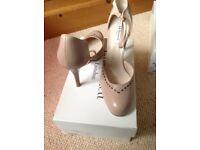 LK Bennett Cynthia leather shoes, BNIB