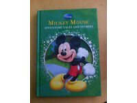 Disney Classic - Mickey Mouse Adventure Tales and Stories