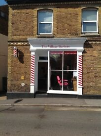 SATURDAY BARBER REQUIRED 8.30am - 3.30pm